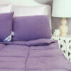 ПЕРНИЦА COMFORT BRUSHED TWILAIGHT MAUVE 50X70 CM