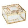 Кутија за накит Gold, 13x14x8cm