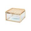 Кутија за накит Gold 12x11x7cm