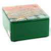 Кутија за накит Green Forest 12x12x7cm